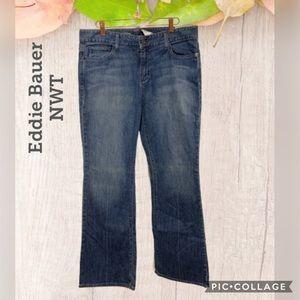 Eddie Bauer NWT Jeans